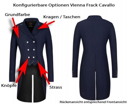 Cavallo Frack Vienna selbst zusammen stellen
