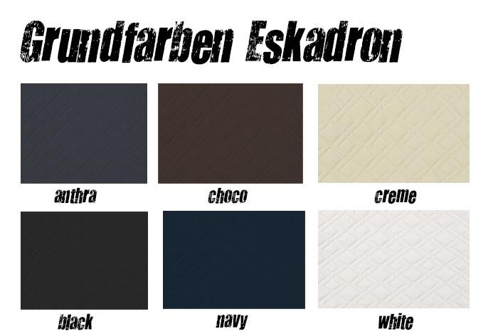 Grundfarben Eskadron Schabracken - Turnierkollektion