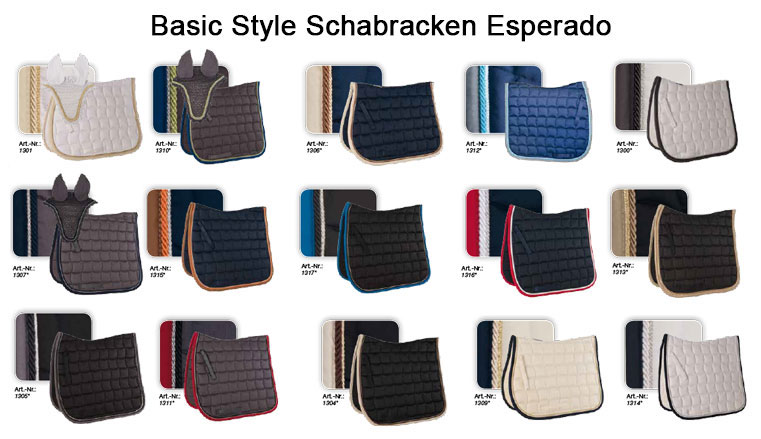 Beispiele Esperado Schabracken - Create Your Own Collection