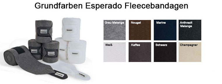 Esperado Fleecebandagen - Create Your Own Collection